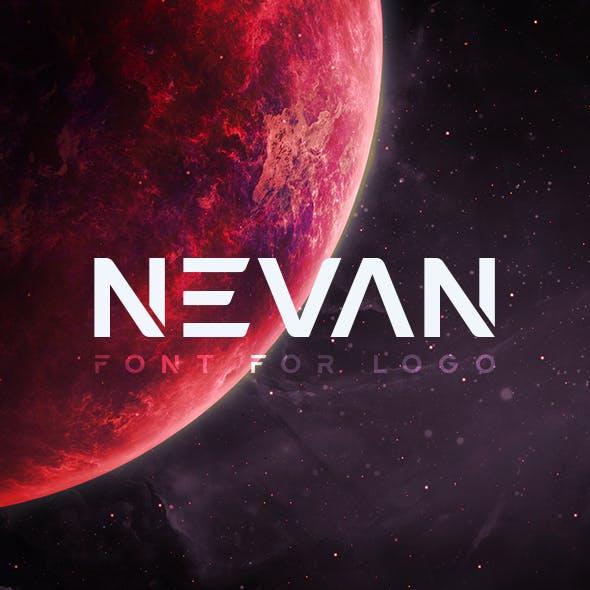 Nevan - The Logo Fonts