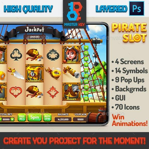 Full Pirate Bay Slot Asset