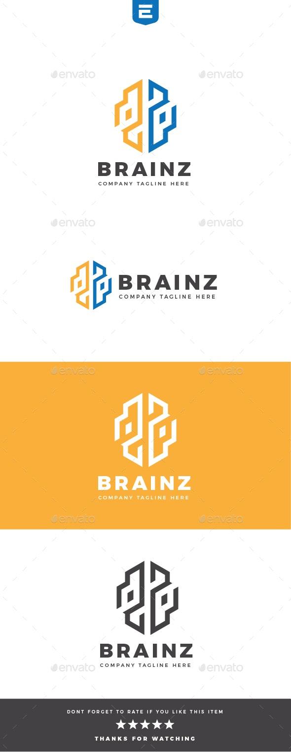 Brain Logo - Humans Logo Templates