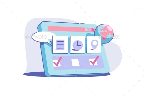 Site Service Usage - Technology Conceptual