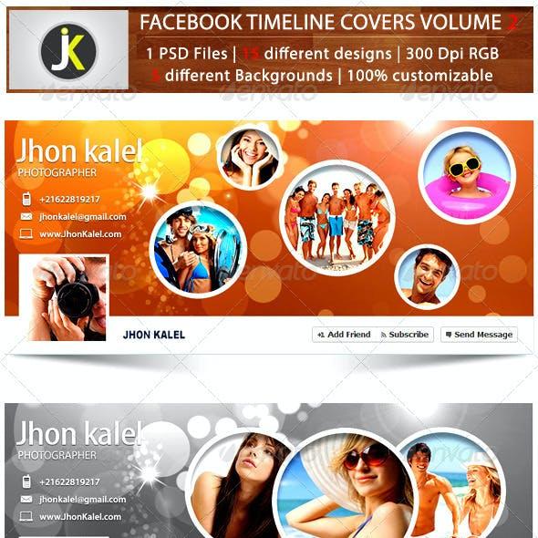 Facebook Timeline Covers Volume 2