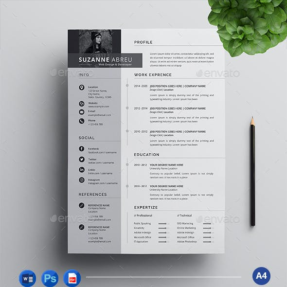Resume/ CV