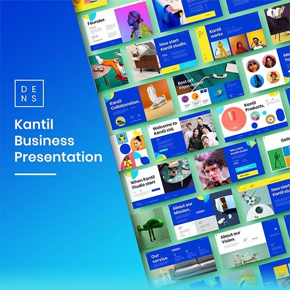 Kantil – Business PowerPoint Template
