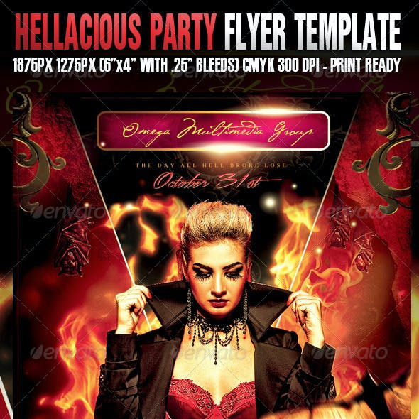 Hellacious Halloween Party