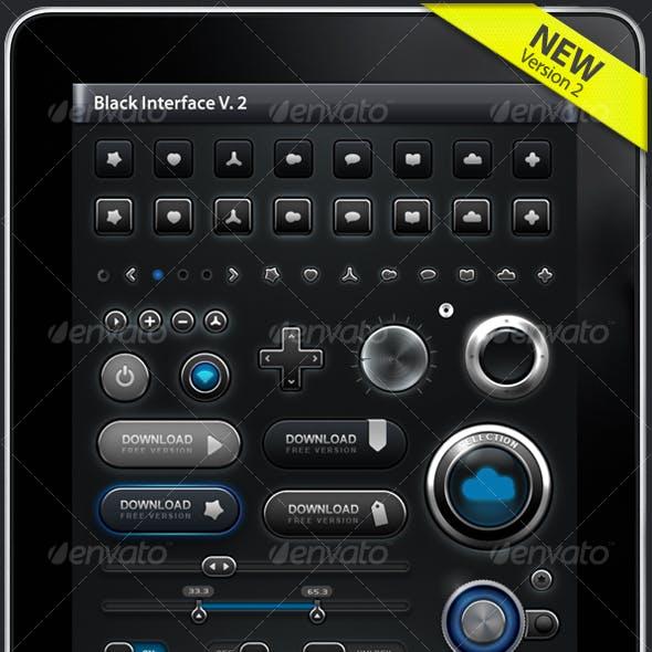 Tablet/Phone User Interface PROFESSIONAL SET V. 2