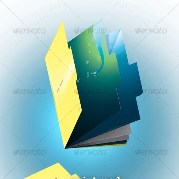Print-Ready Folders