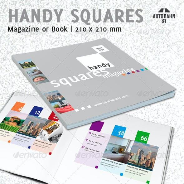 HandySquares Magazine