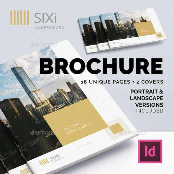Corporate Bussines Brochure