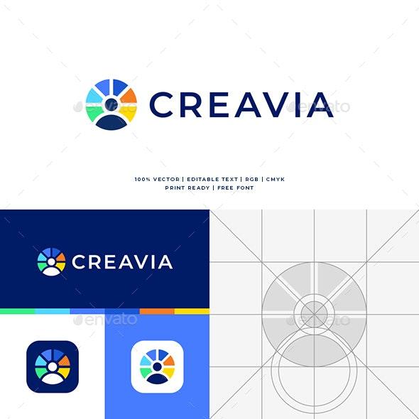 Creative Human Logo - Humans Logo Templates