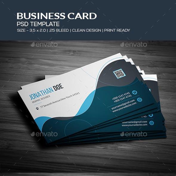Crative Business Card Template