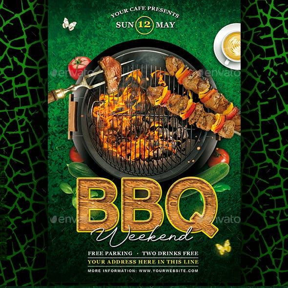 BBQ Flyer