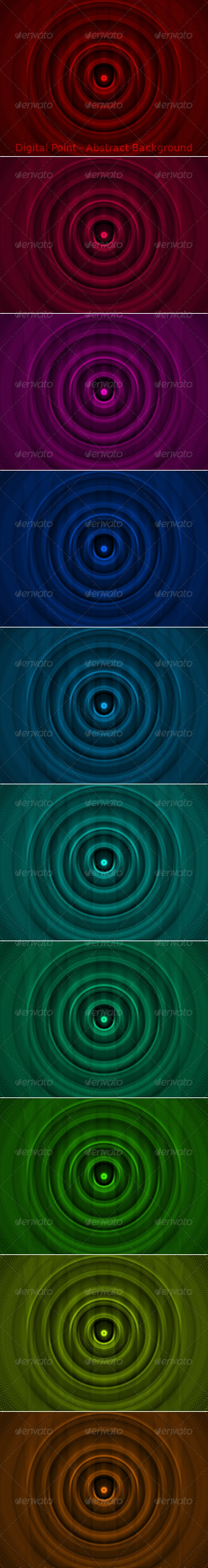Digital Point - Abstract Background - Abstract Backgrounds