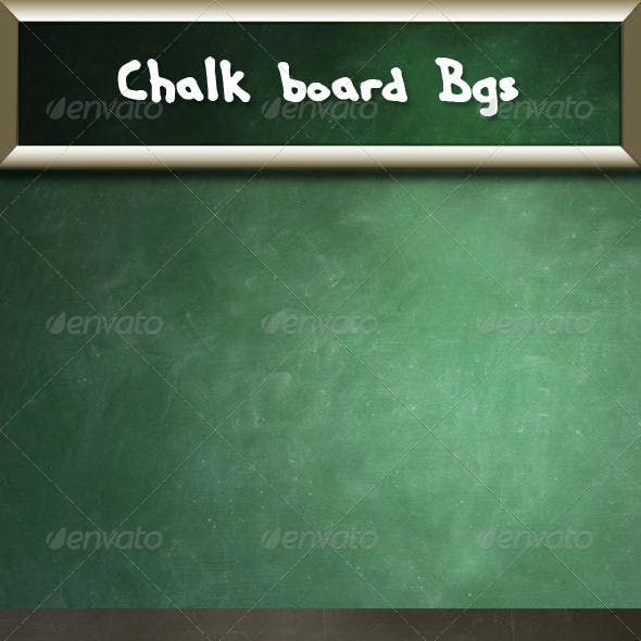 Chalk Board Background's