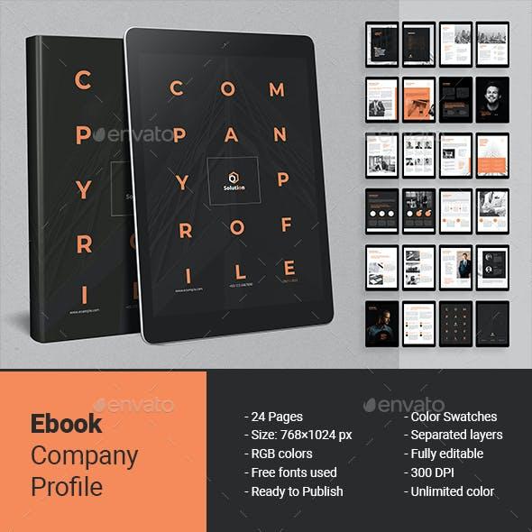 Ebook Company Profile