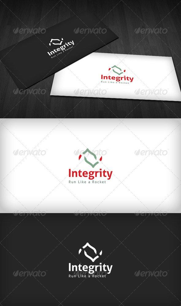 Integrity Logo - Vector Abstract