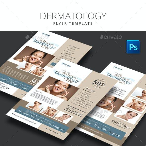 Dermatology Flyer