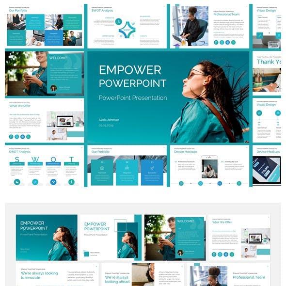 EMPOWER PowerPoint Template