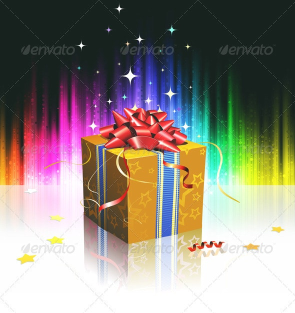 Gift box - Seasons/Holidays Conceptual