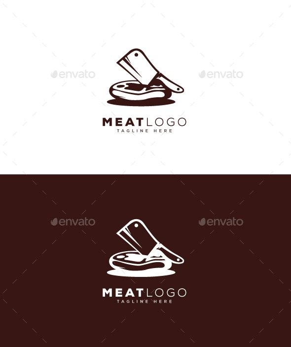 Meat Logo - Food Logo Templates