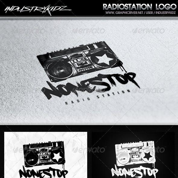 BoomBox Radio Station Logo