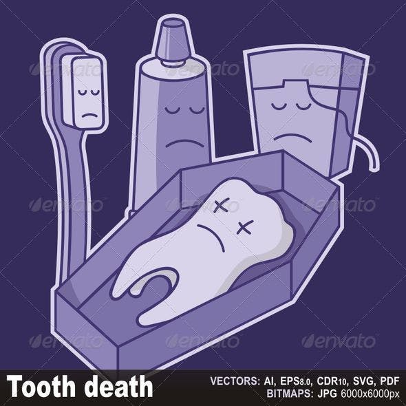 Tooth death