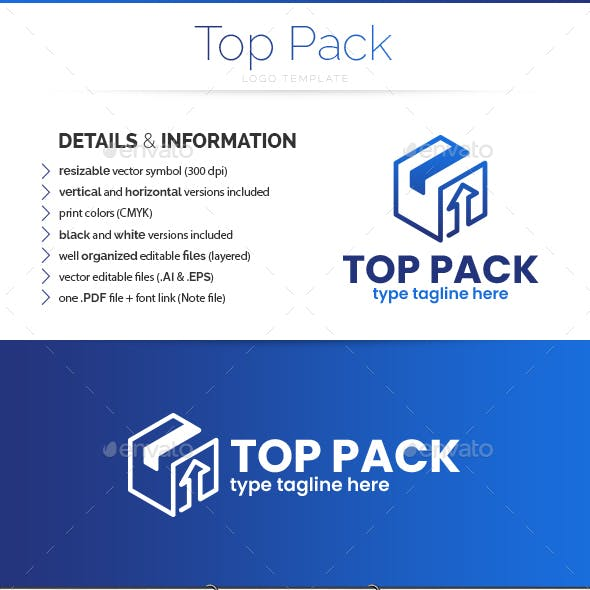 Logo Template - Top Pack