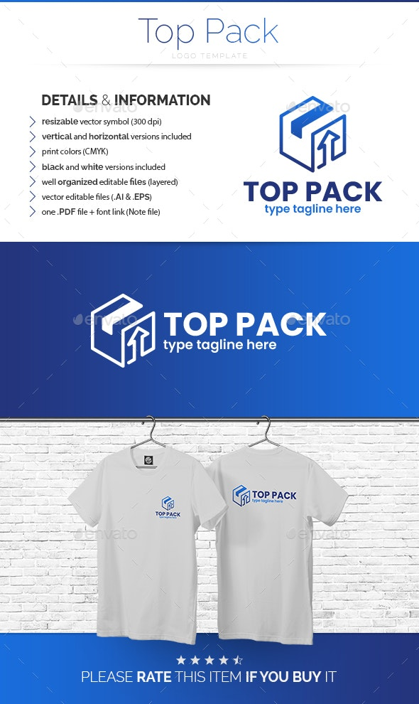 Logo Template - Top Pack - Objects Logo Templates