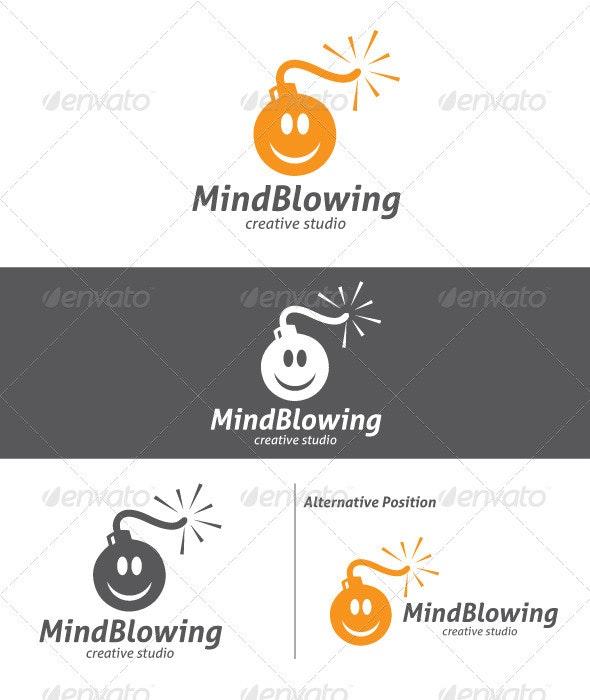 MindBlowing Logo - Symbols Logo Templates