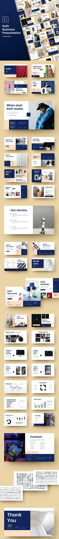 Ketir – Business Google Slides Template - Google Slides Presentation Templates