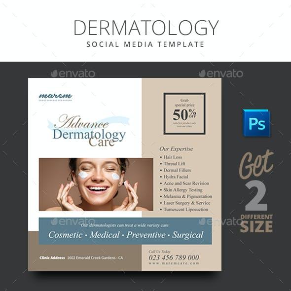 Dermatology Social Media
