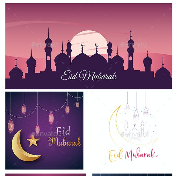 Eid Mubarak & Ramadan Posts