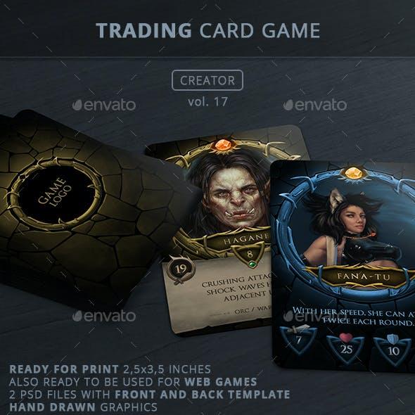 Trading Card Game Creator - Vol 17