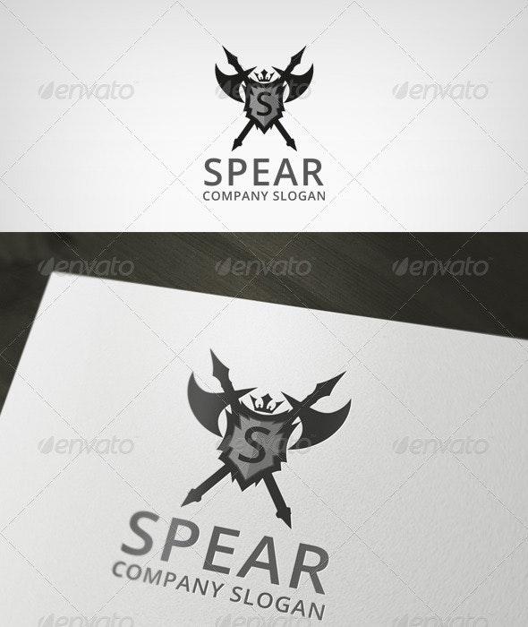 Spear Logo - Letters Logo Templates