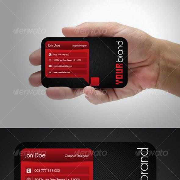 4 Variation Business Card