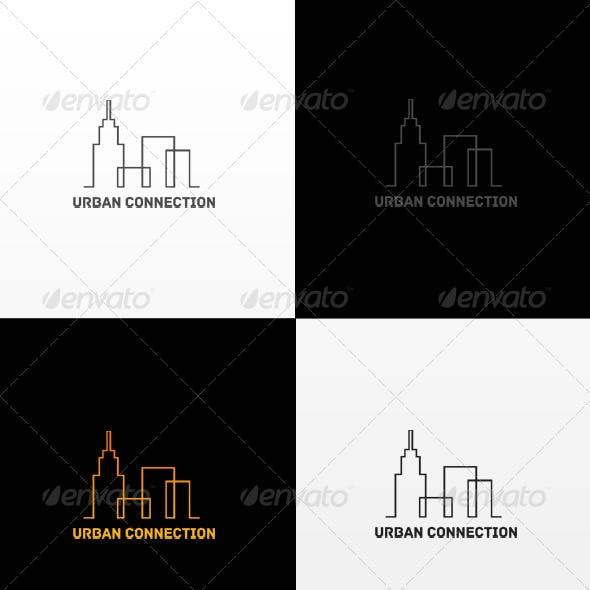 Urban Connection Logo Template