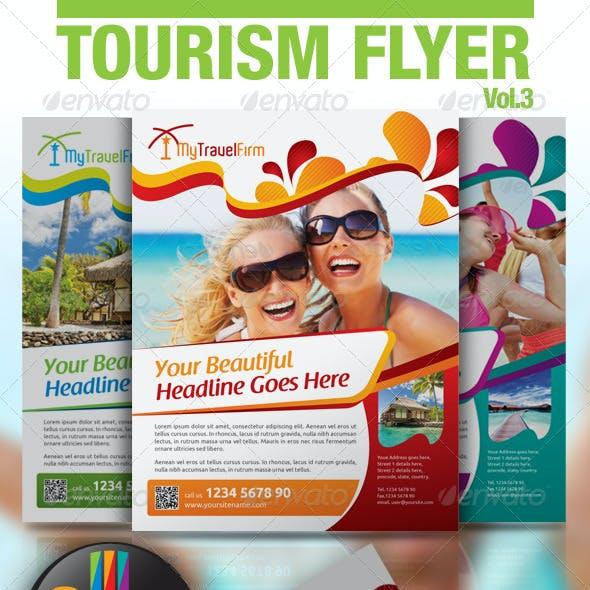 Tourism Flyer Vol.3