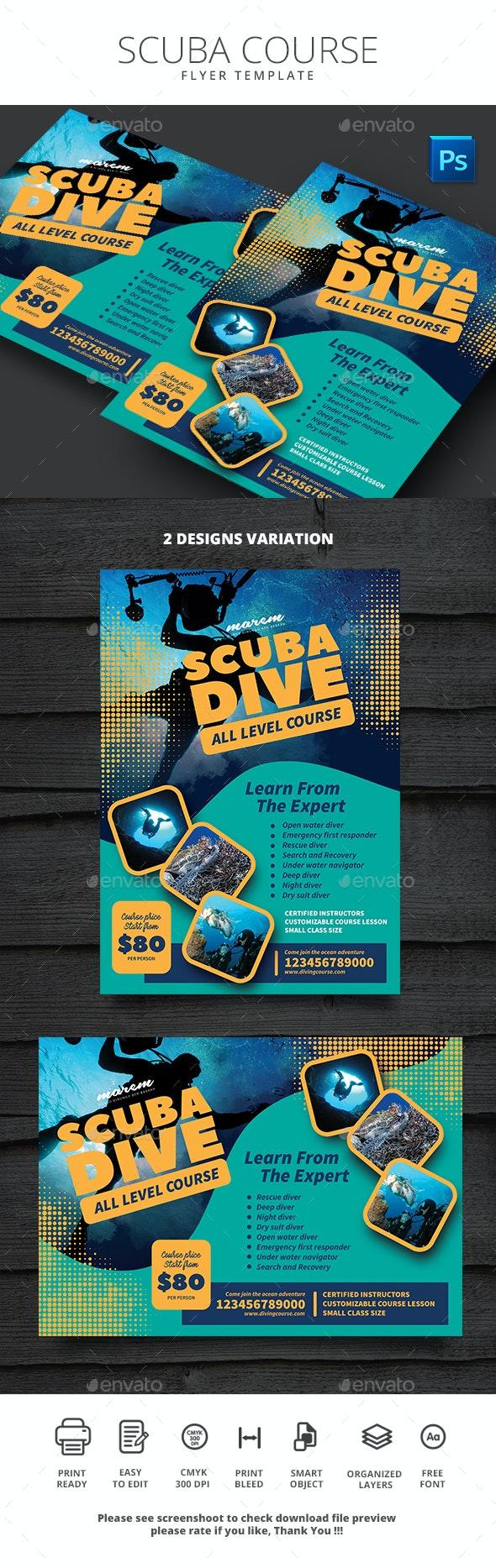 Scuba Diving - Sports Events