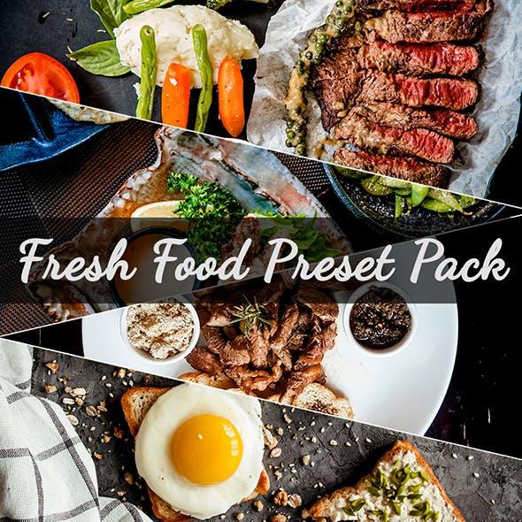 Fresh Food Preset Deluxe Edition