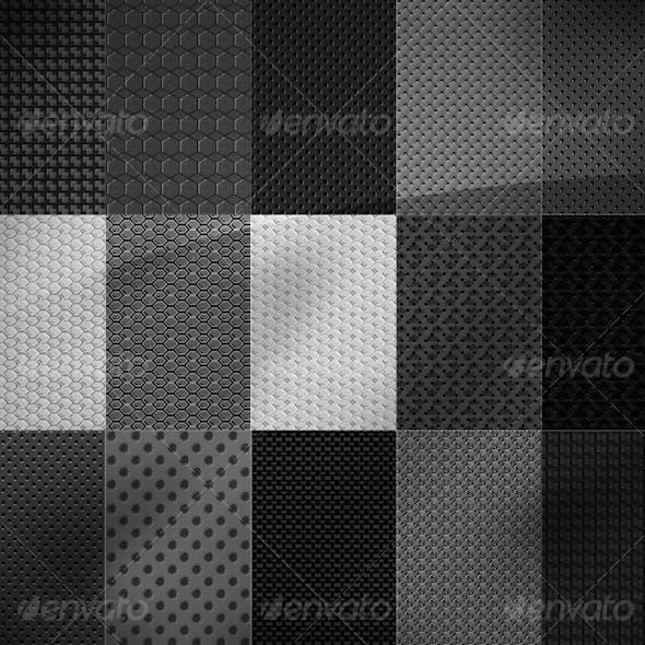 15 Web Background - carbon pattern texture