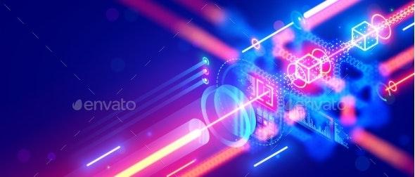 Quantum Computing - Technology Conceptual