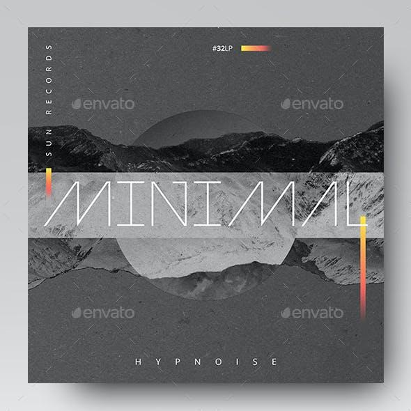 Minimal – Music Album Cover Artwork / Video Thumbnail Template