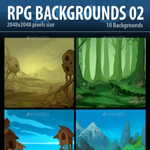 RPG Backgrounds 02