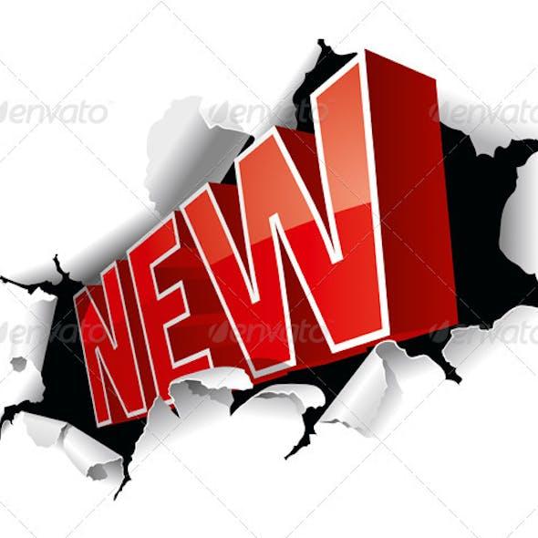 """New"" Inscription"