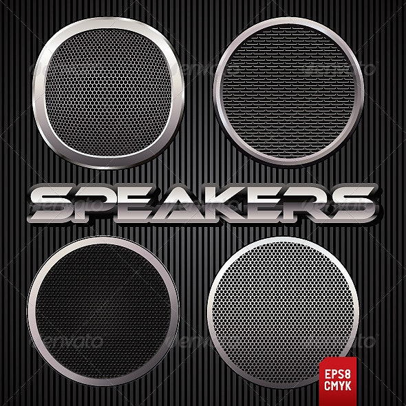 Speakers Grilles - Media Technology