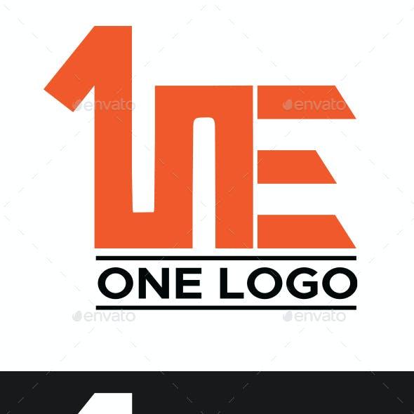ONE Logo - 1 Logo