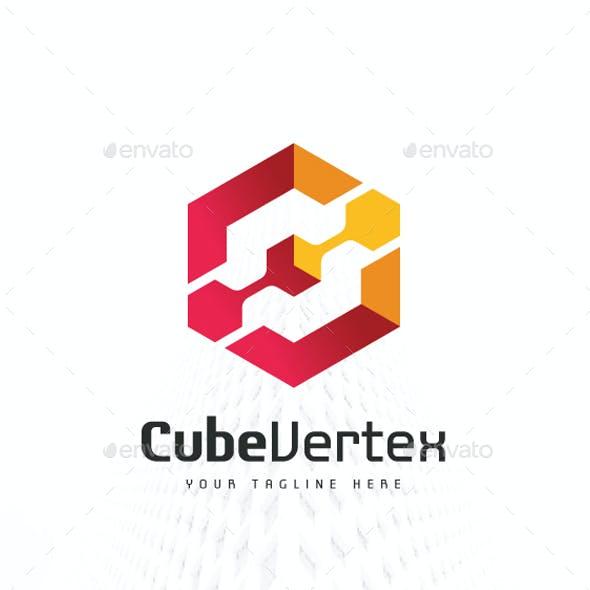 Cube Vertex Logo