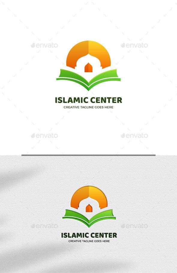 Islamic Muslim Logo Template - Objects Logo Templates