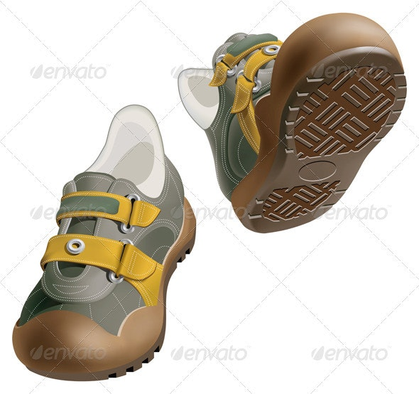 Spring Boots - Miscellaneous Vectors