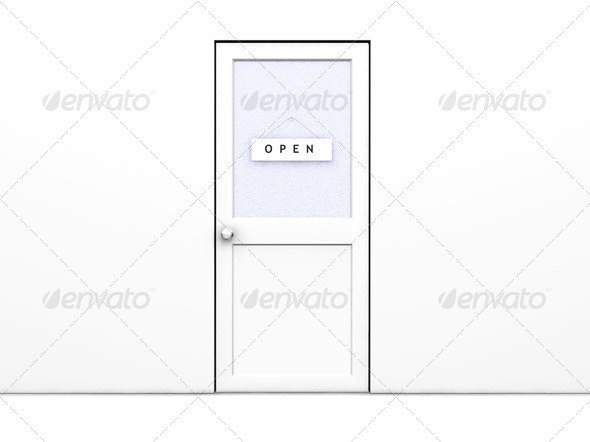 Doorway - Architecture 3D Renders
