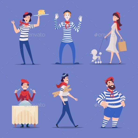 French Characters